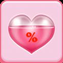 calcular el amor